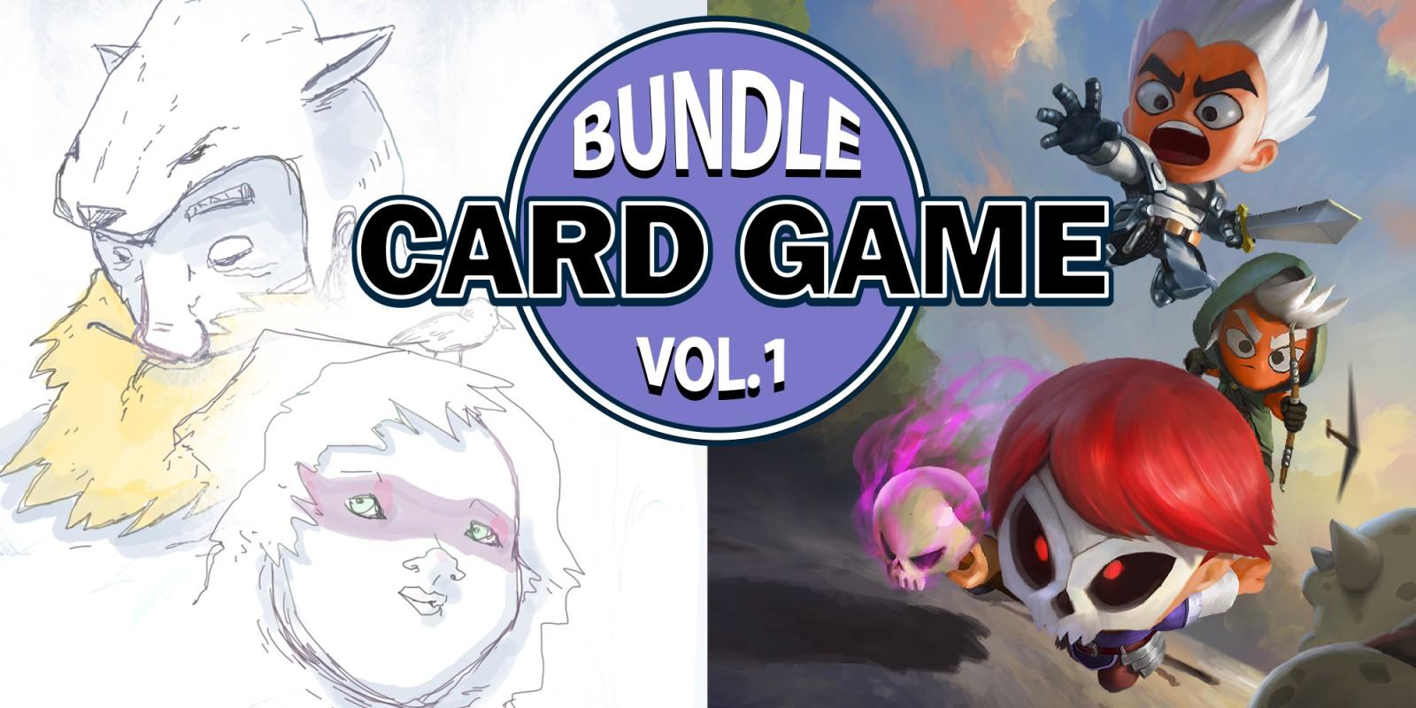 Card Game Bundle Vol. 1