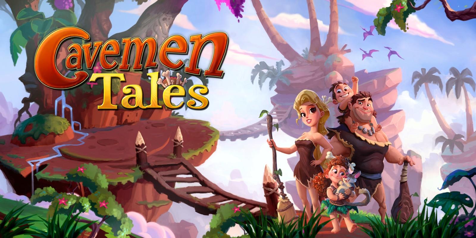 Caveman Tales