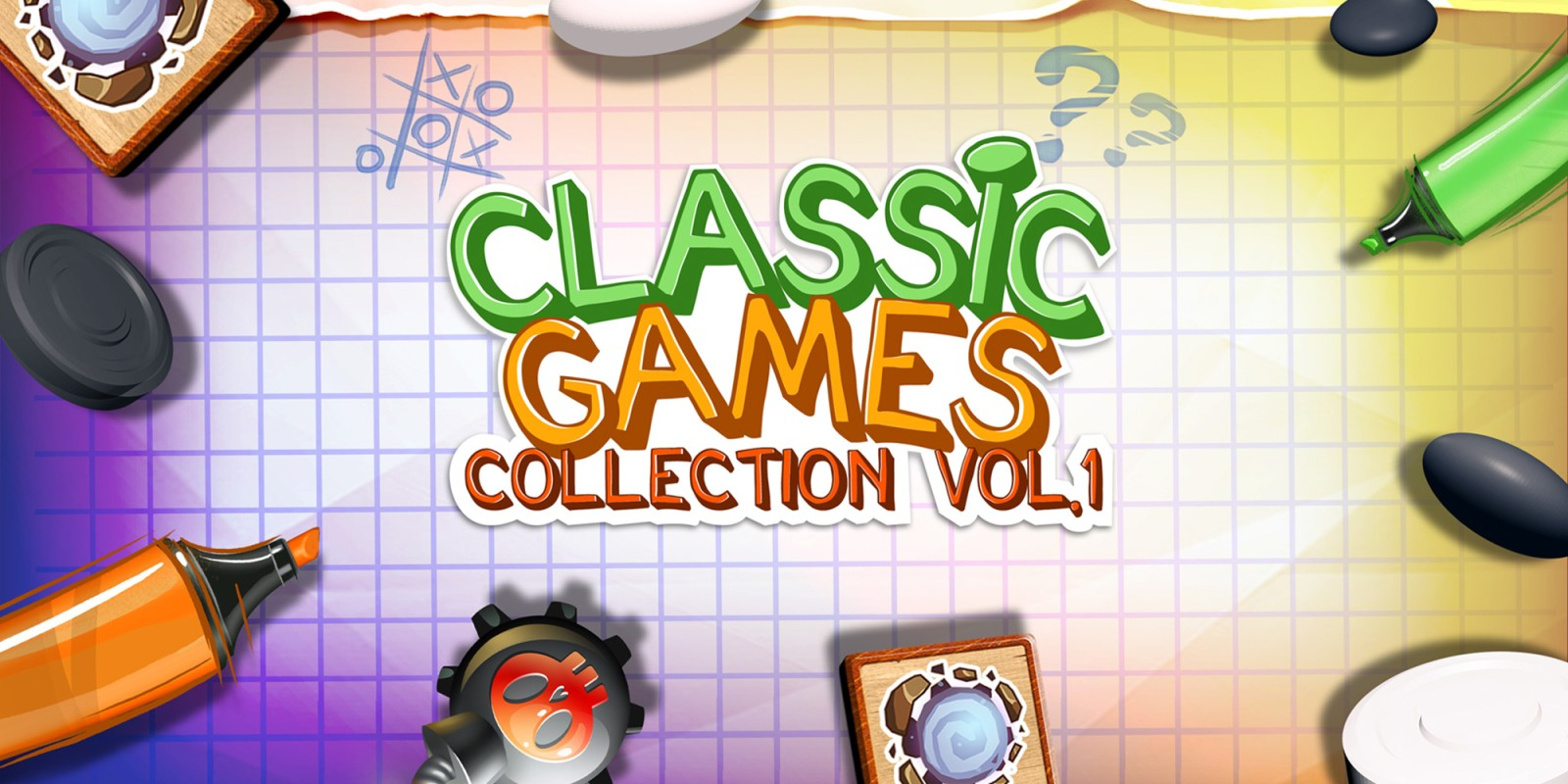 Classic Games Collection Vol.1