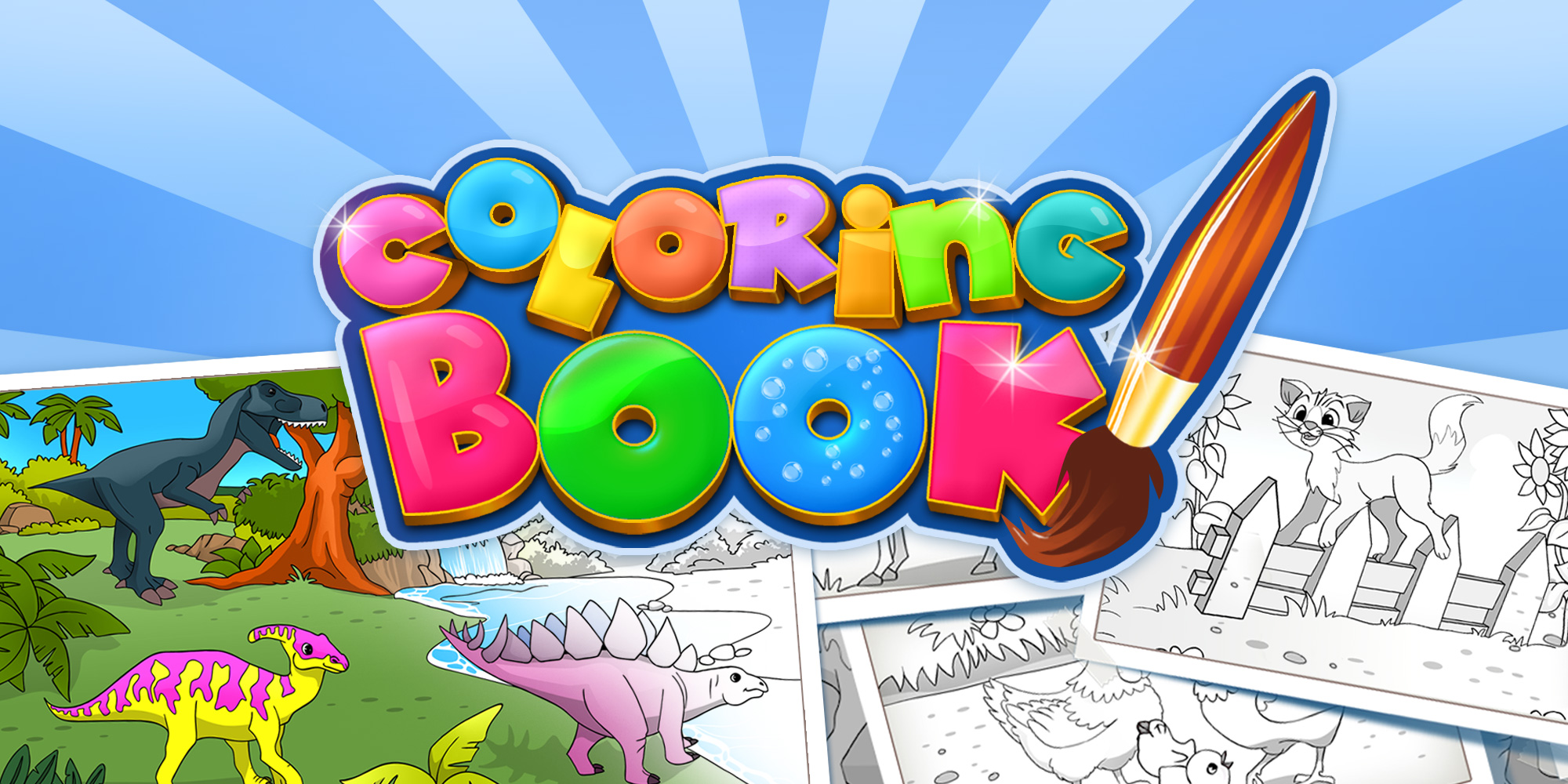 - Coloring Book Nintendo Switch Download-Software Spiele Nintendo