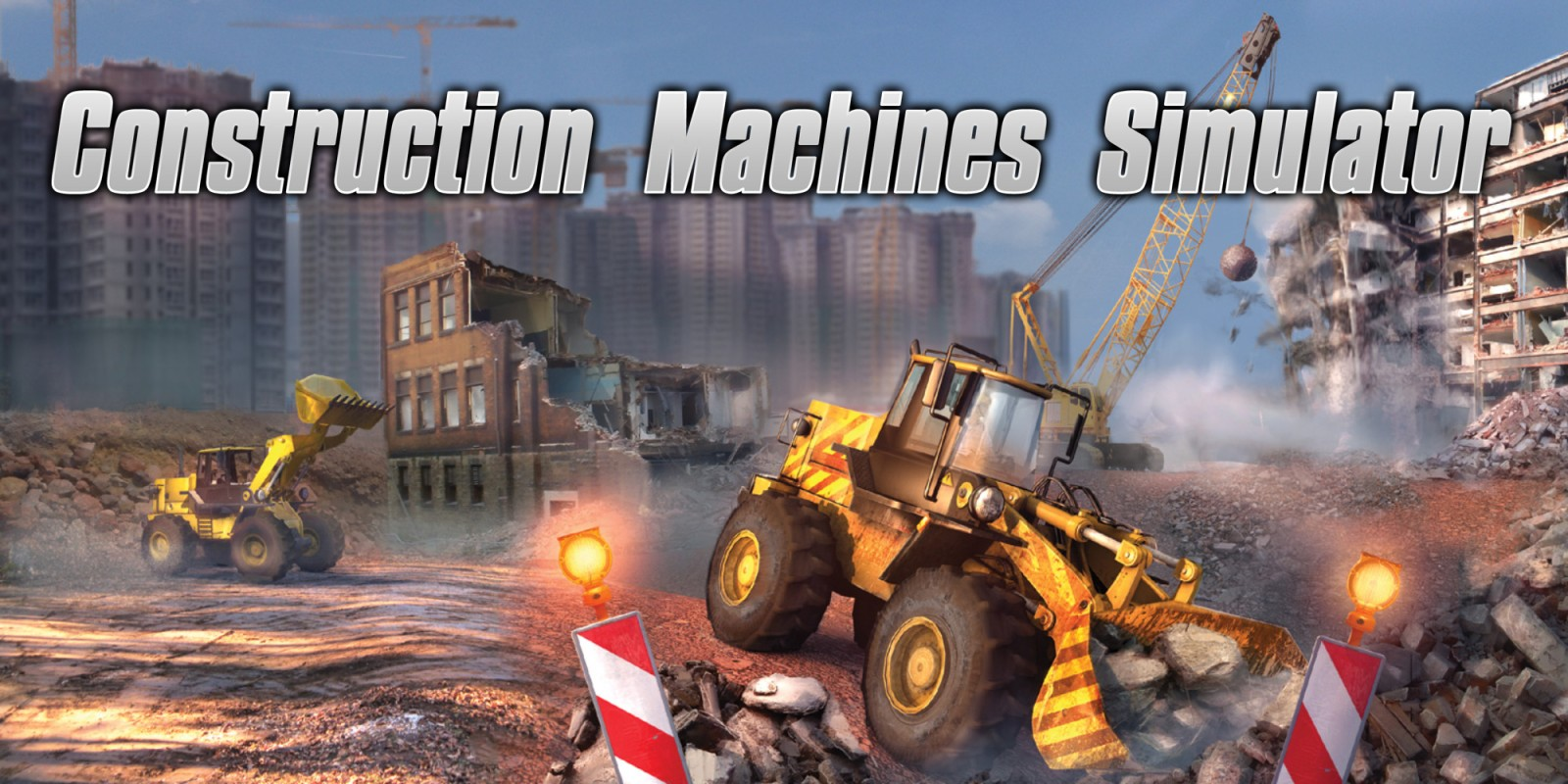 Construction Machines Simulator