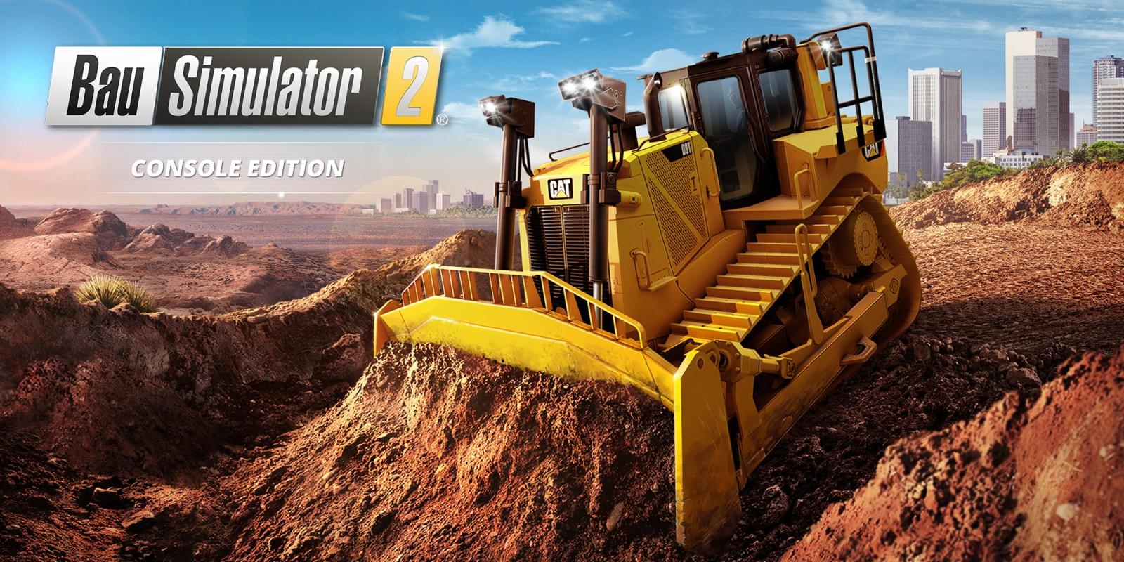 Bau-Simulator 2 US - Console Edition