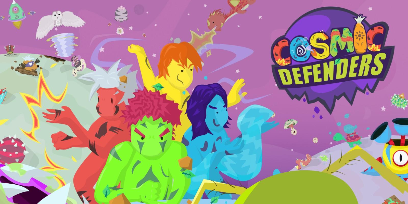 Cosmic Defenders