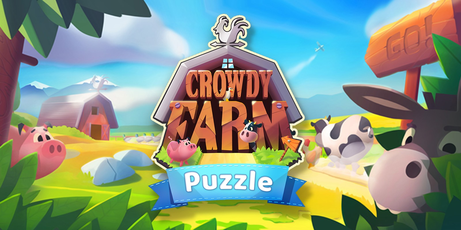 Crowdy Farm Puzzle