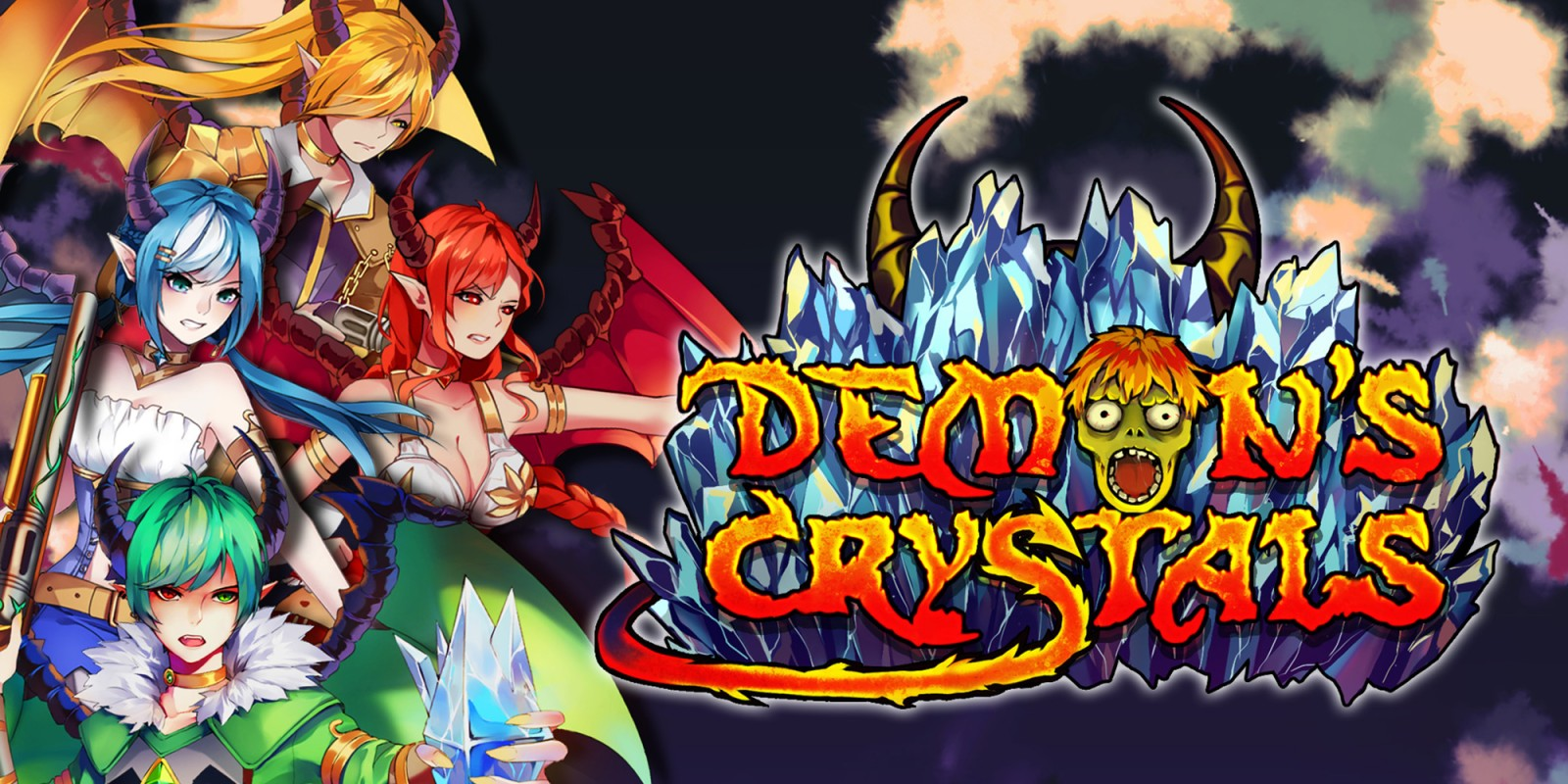 Demon's Crystals