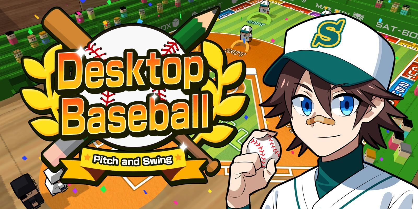 Desktop Baseball