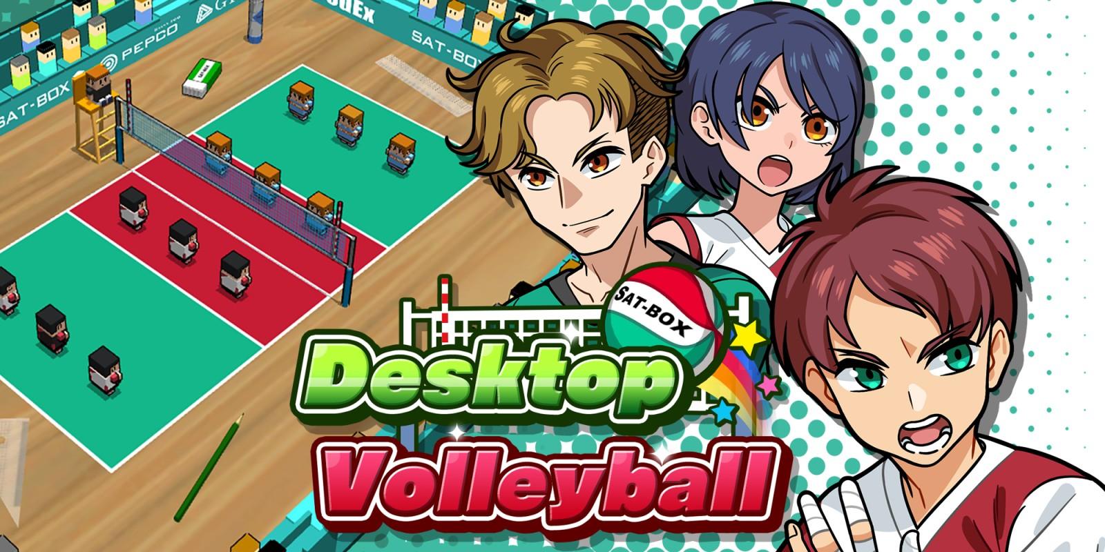 Desktop Volleyball