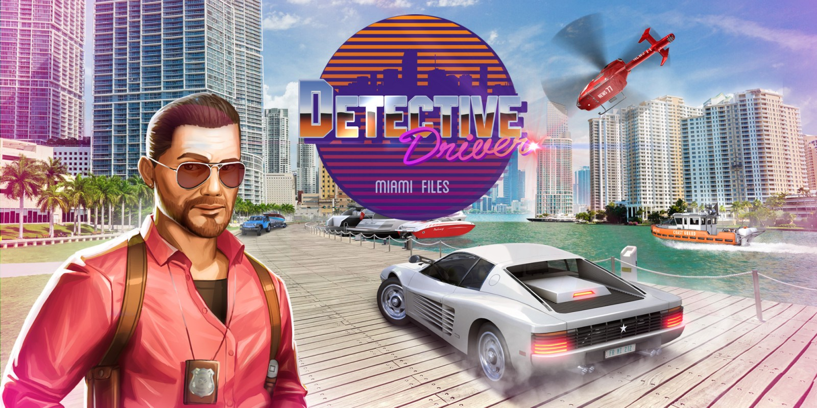 Detective Driver: Miami Files