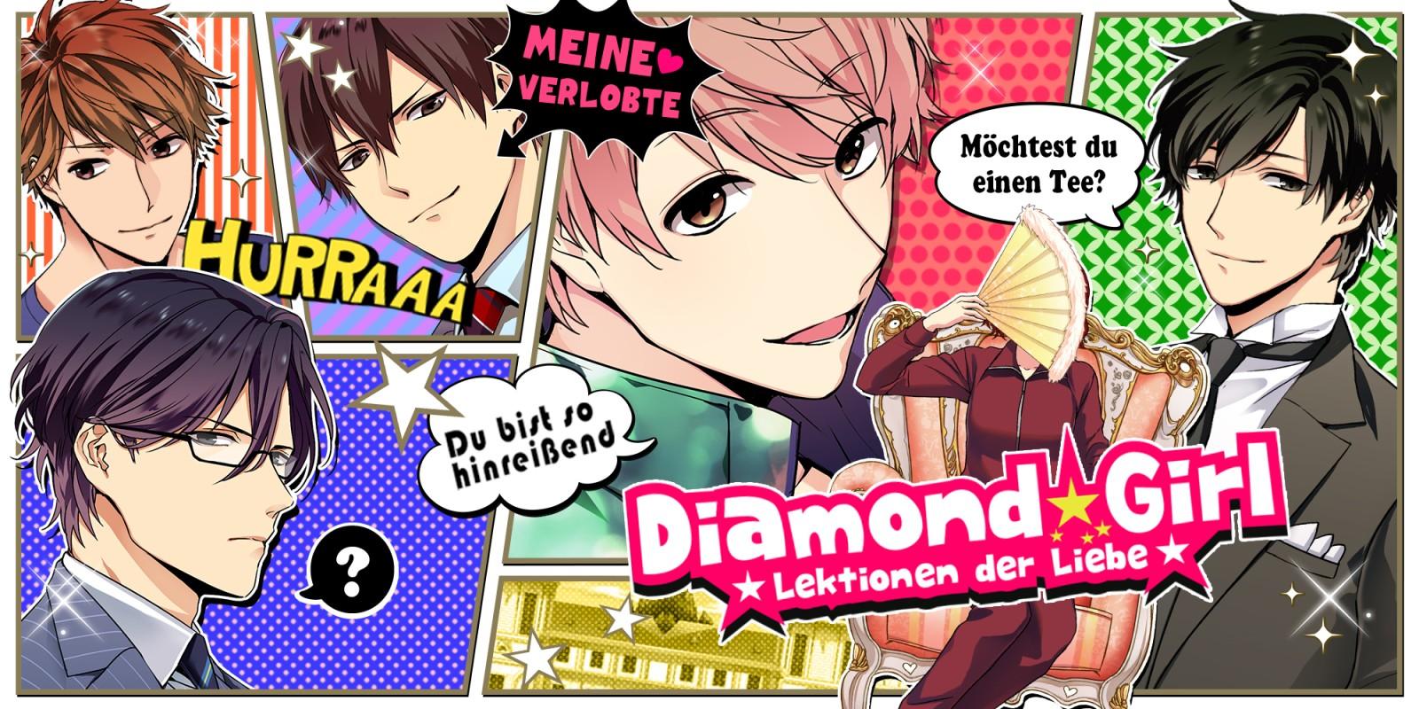 Diamond Girl ★Lektionen der Liebe★