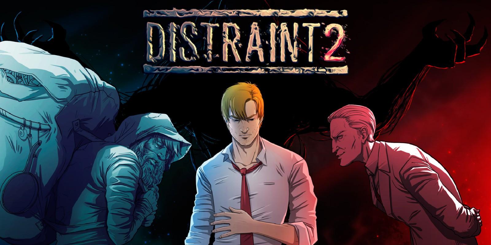 DISTRAINT 2