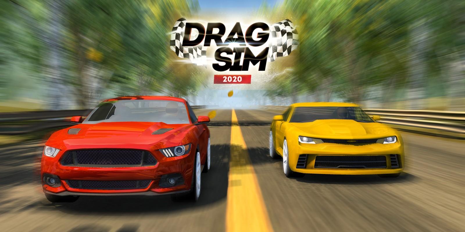 Drag Sim 2020