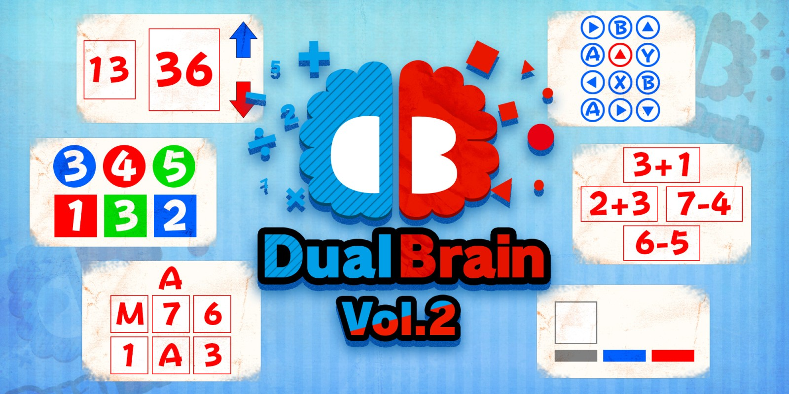 Dual Brain Vol.2: Reflex