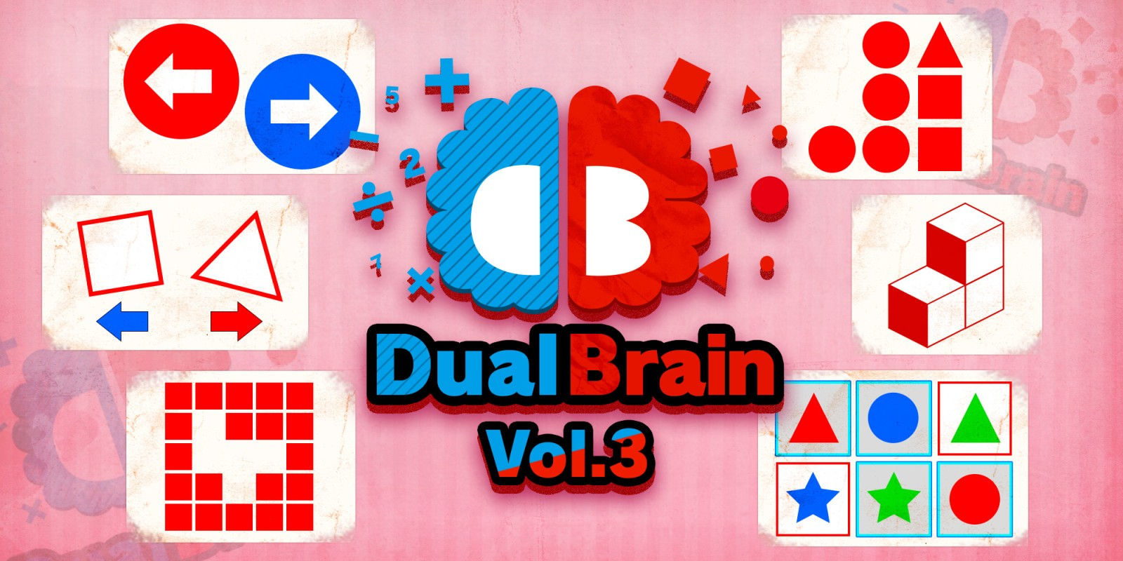 Dual Brain Vol.3: Shapes