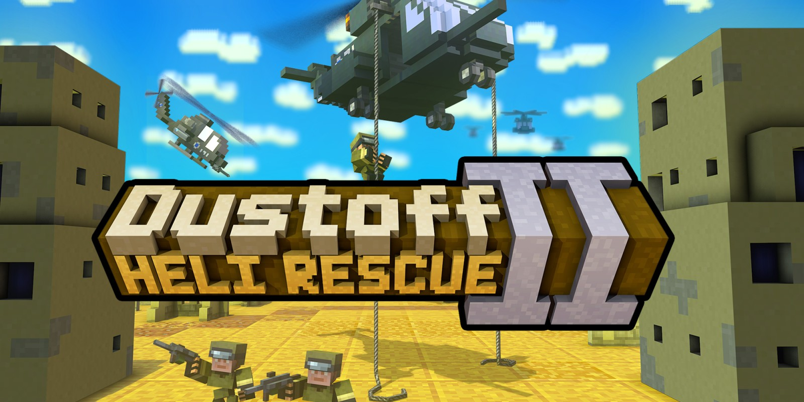 Dustoff Heli Rescue 2