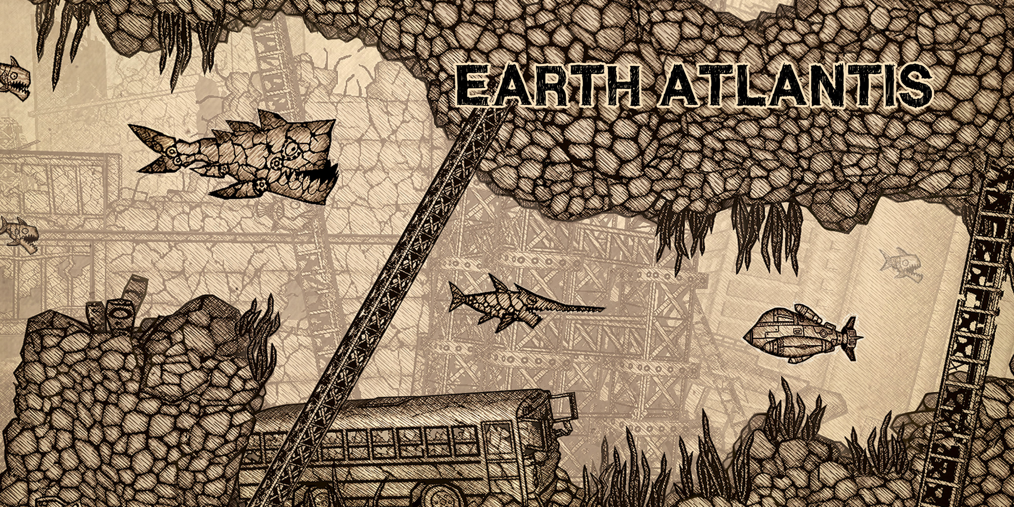 [TEST] Earth Atlantis sur Nintendo Switch