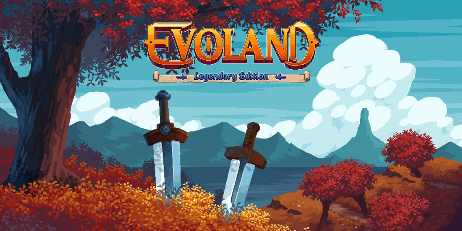 Evoland Legendary Edition
