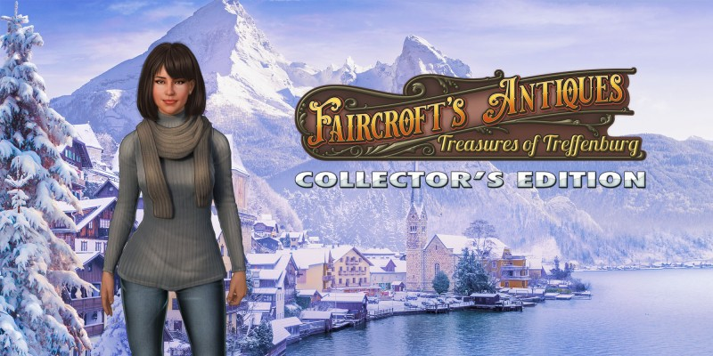 Faircroft's Antiques: Treasures of Treffenburg Collector's Edition