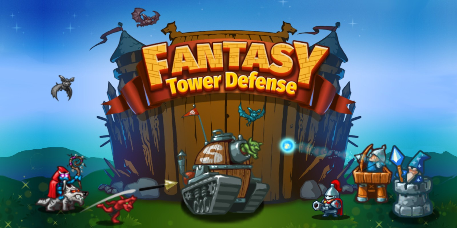 Fantasy Tower Defense