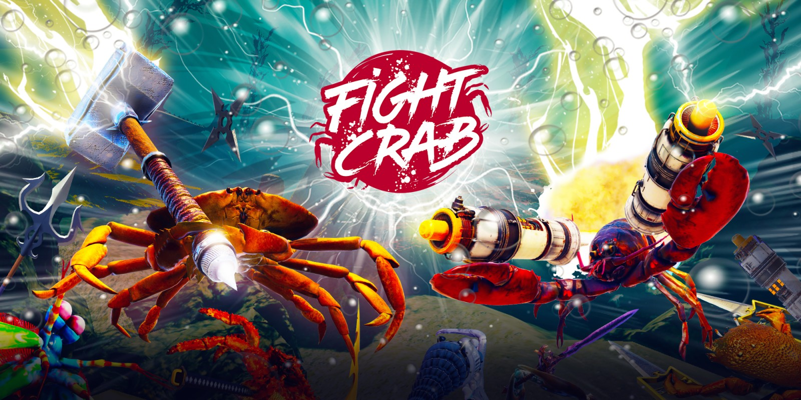 Fight Crab
