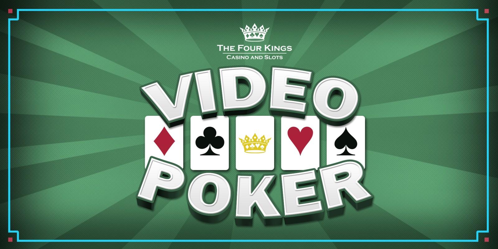 Four Kings: Video-Poker