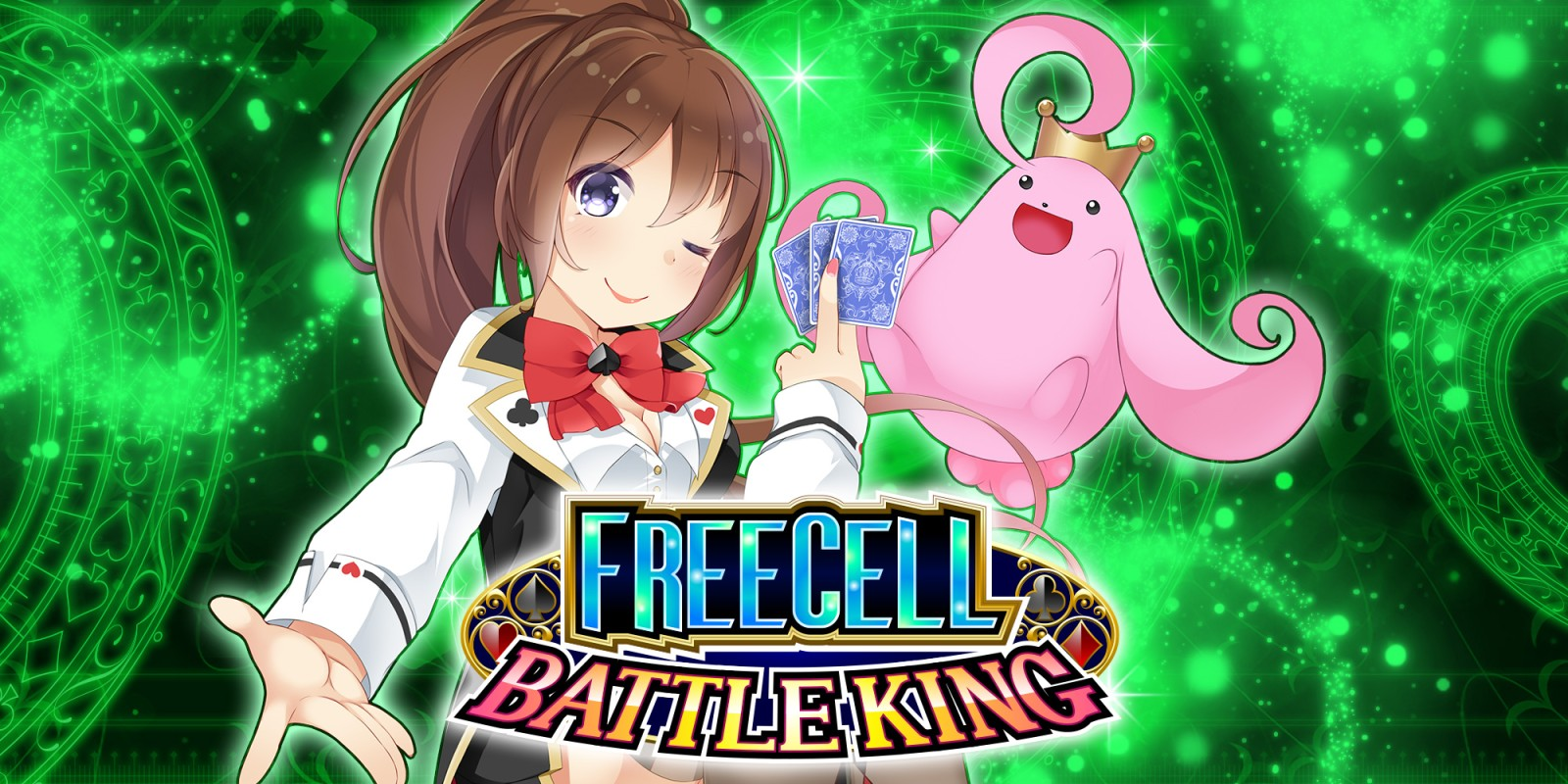 FREECELL BATTLE KING