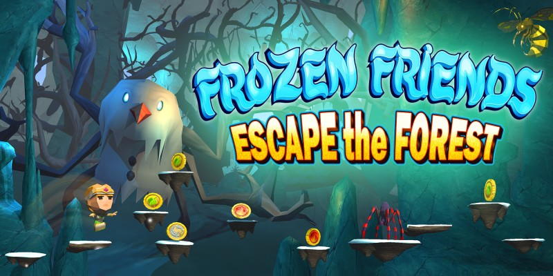 Frozen Friends - Escape the Forest