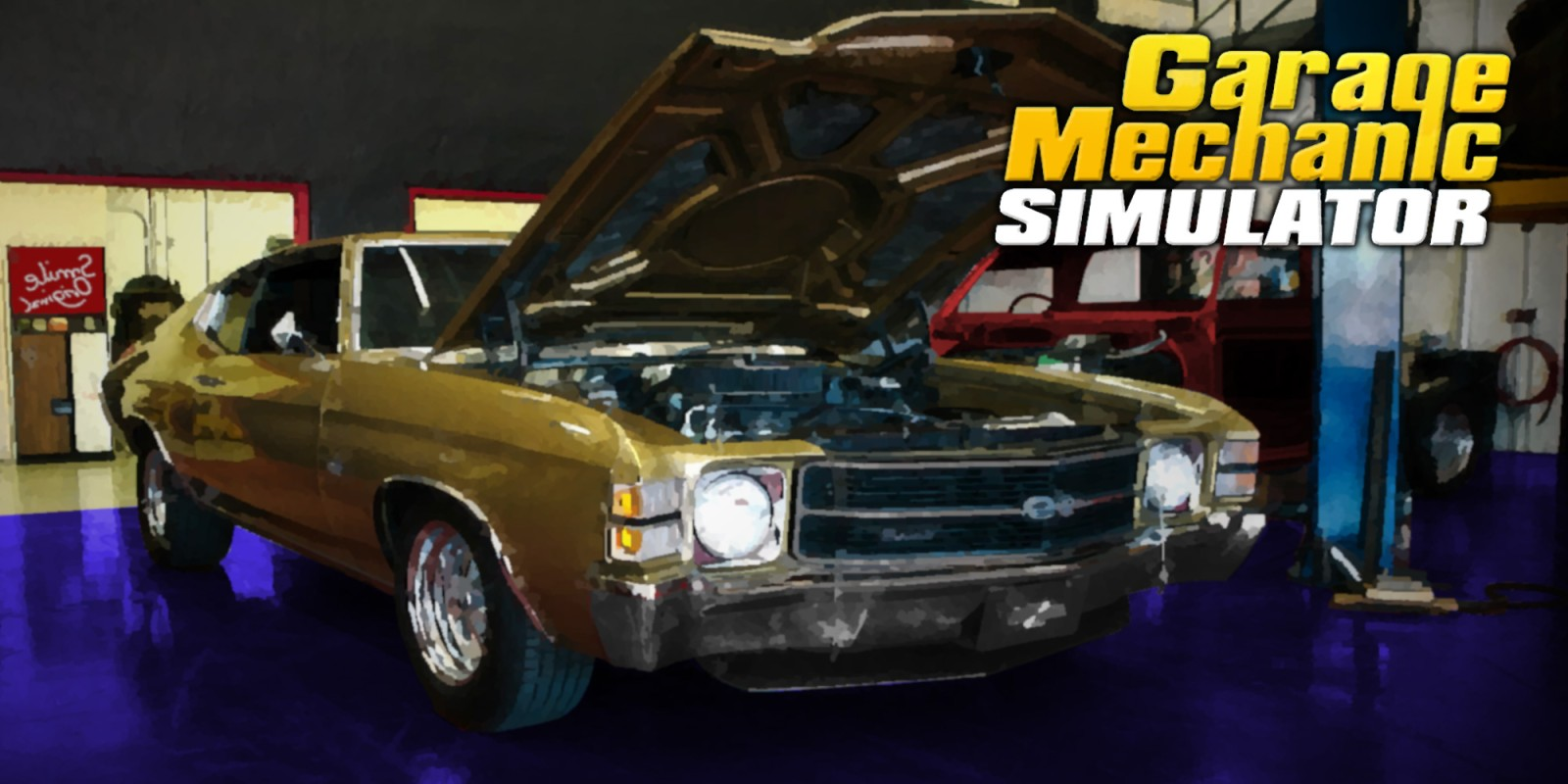 Garage Mechanic Simulator