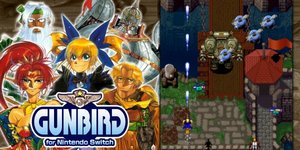 GUNBIRD for Nintendo Switch