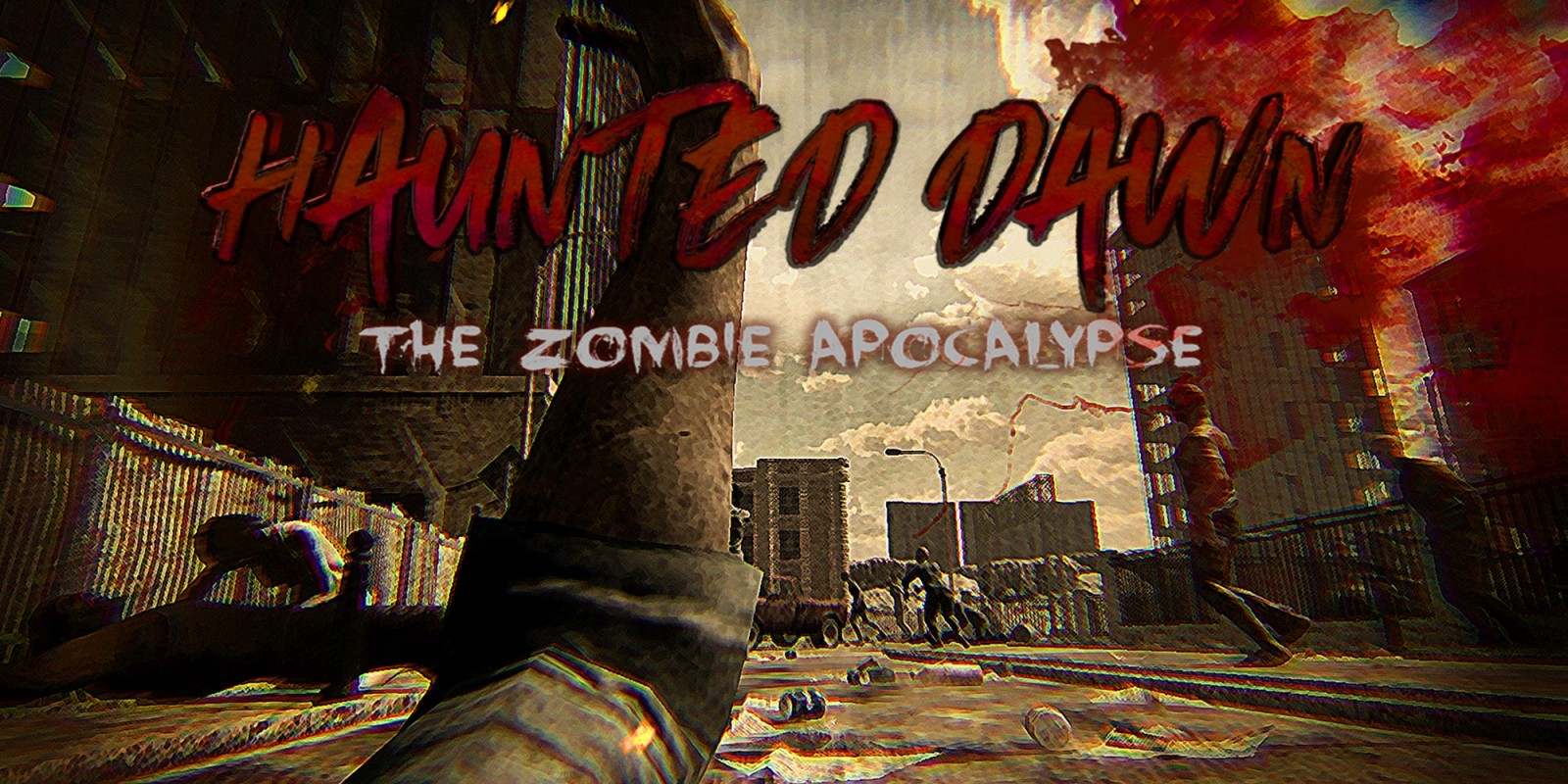 Haunted Dawn: The Zombie Apocalypse