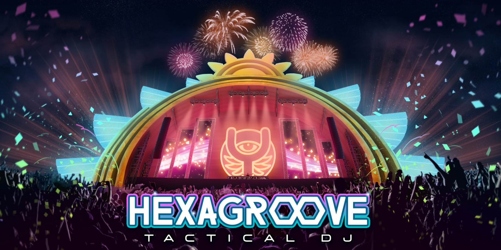 Hexagroove: Tactical DJ