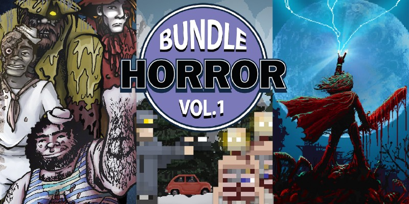 Horror Bundle Vol. 1