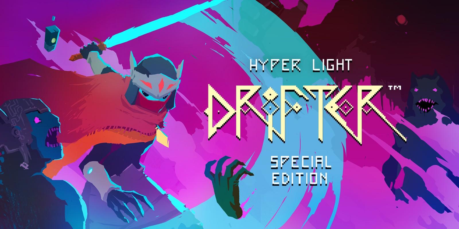 Hyper Light Drifter Special Edition Nintendo Switch Download