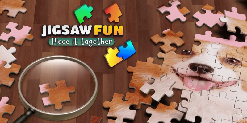 Jigsaw Fun: Piece It Together!