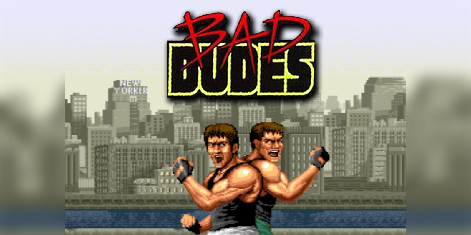 Johnny Turbo's Arcade: Bad Dudes