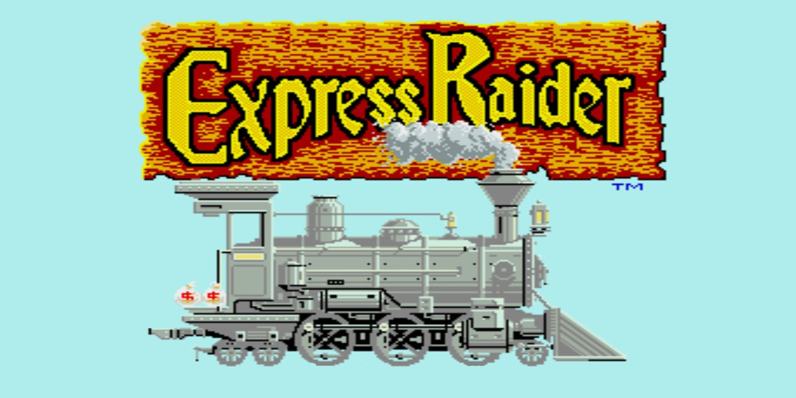 Johnny Turbo's Arcade: Express Raider