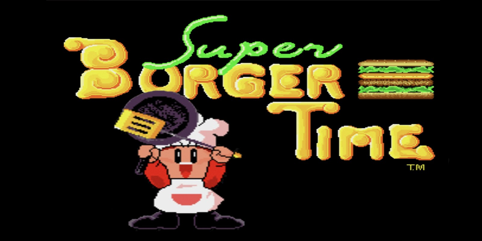 Johnny Turbo's Arcade: Super Burger Time
