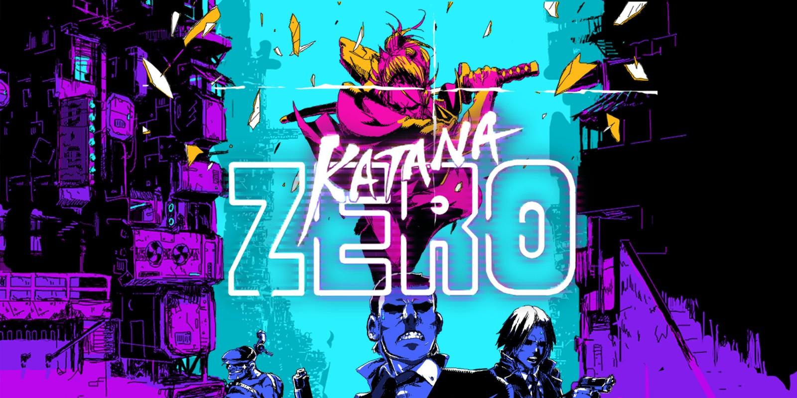 Katana Zero (Switch/PC) H2x1_NSwitchDS_KatanaZero_image1600w