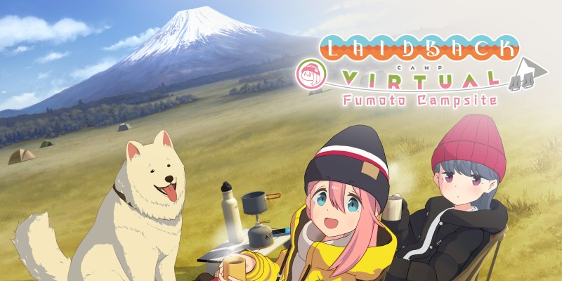 Laid-Back Camp - Virtual - Fumoto Campsite