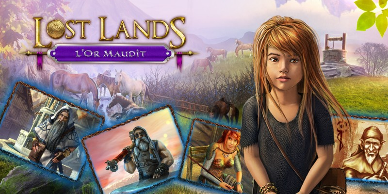 Lost Lands: L'Or Maudit