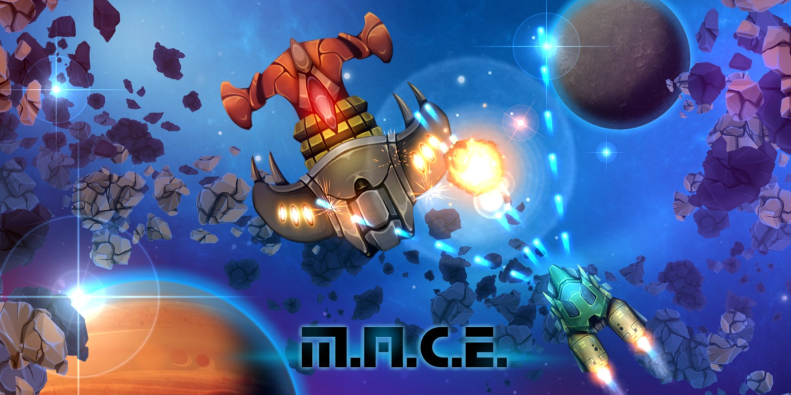 M.A.C.E. Space Shooter
