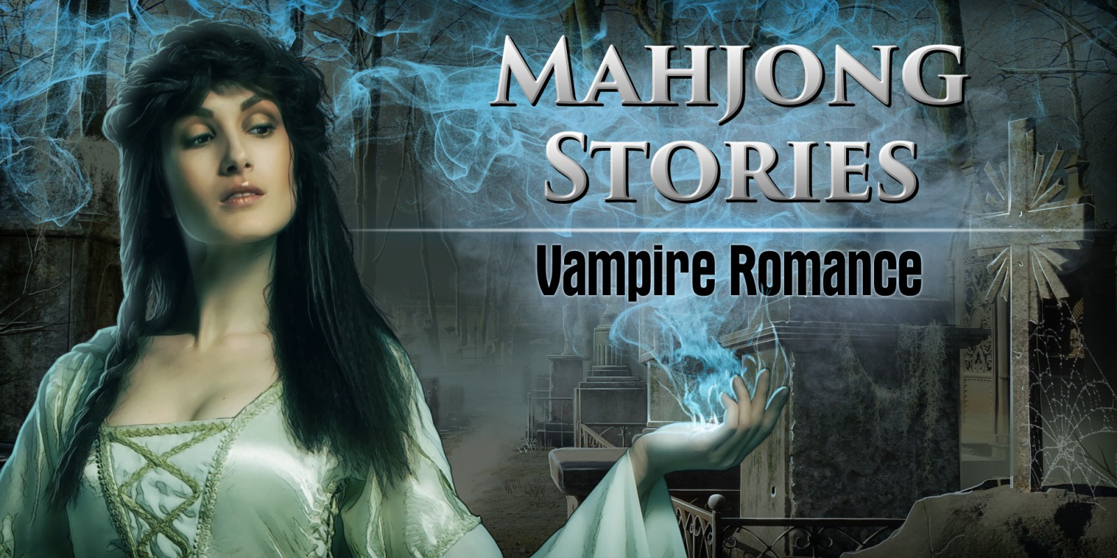 Mahjong Stories: Vampire Romance