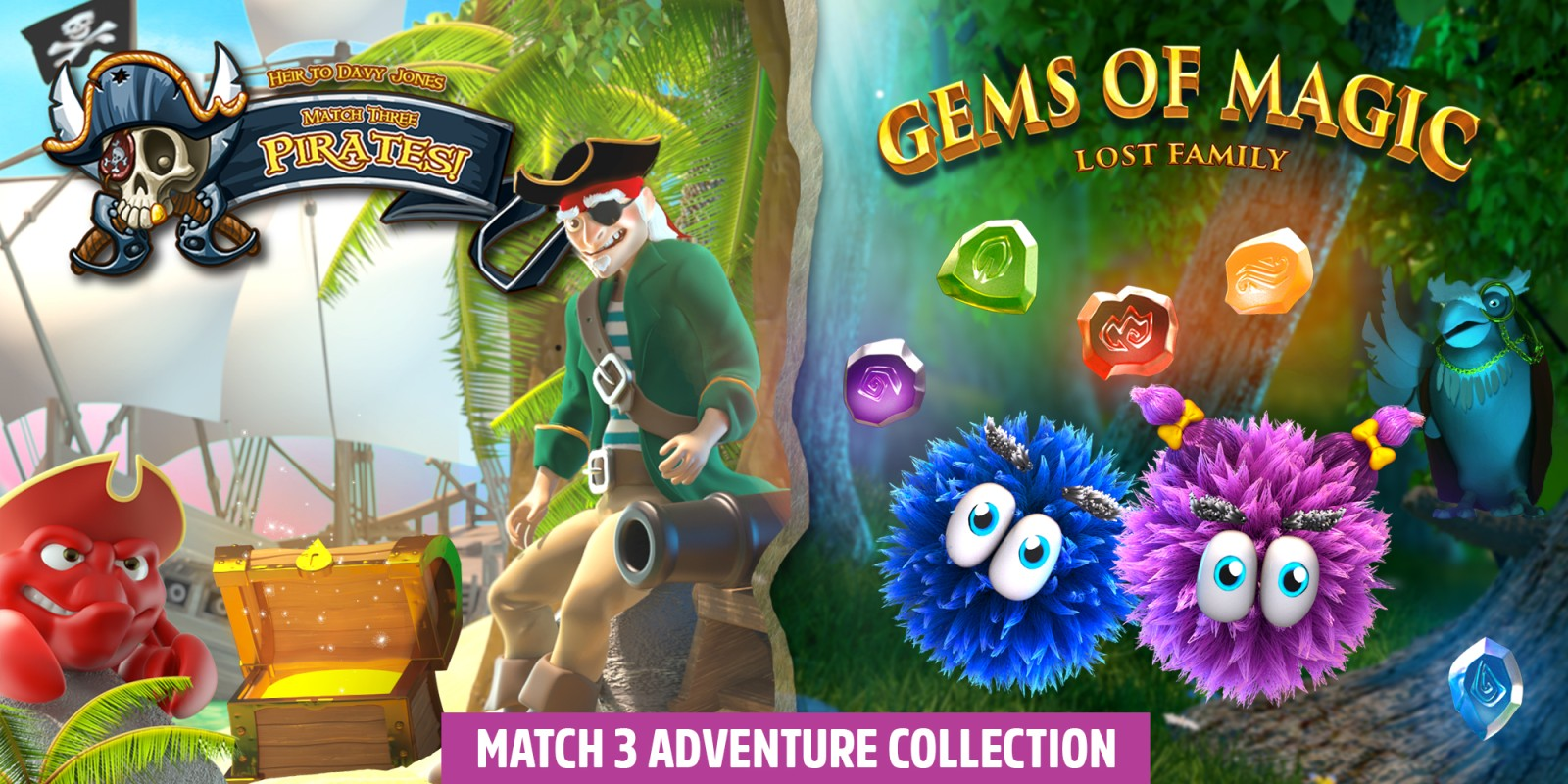 Match 3 Adventure Collection