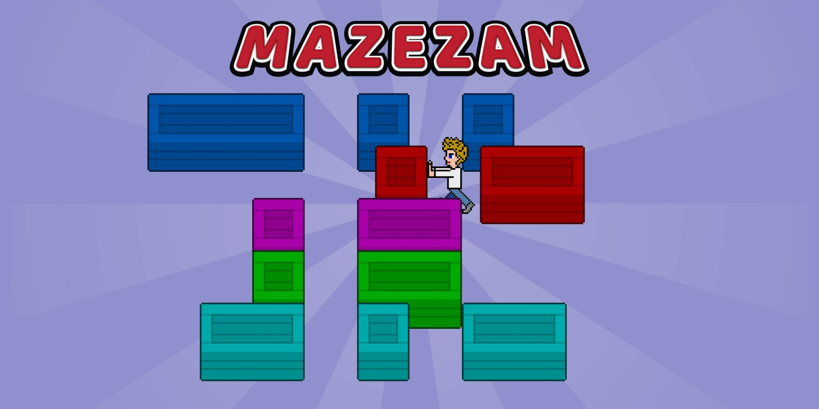 MazezaM - Puzzle Game