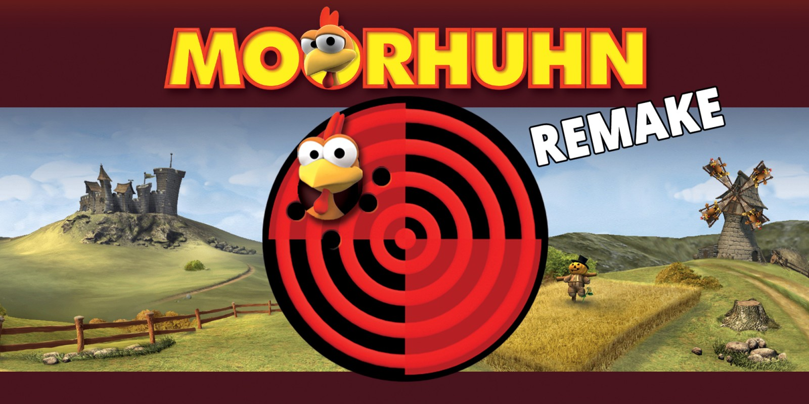 Moorhuhn Remake Windows 10