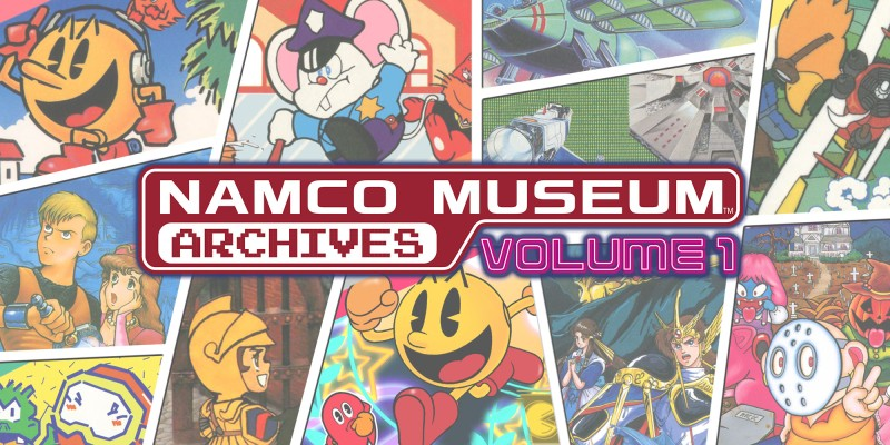 NAMCO MUSEUM ARCHIVES Volume 1