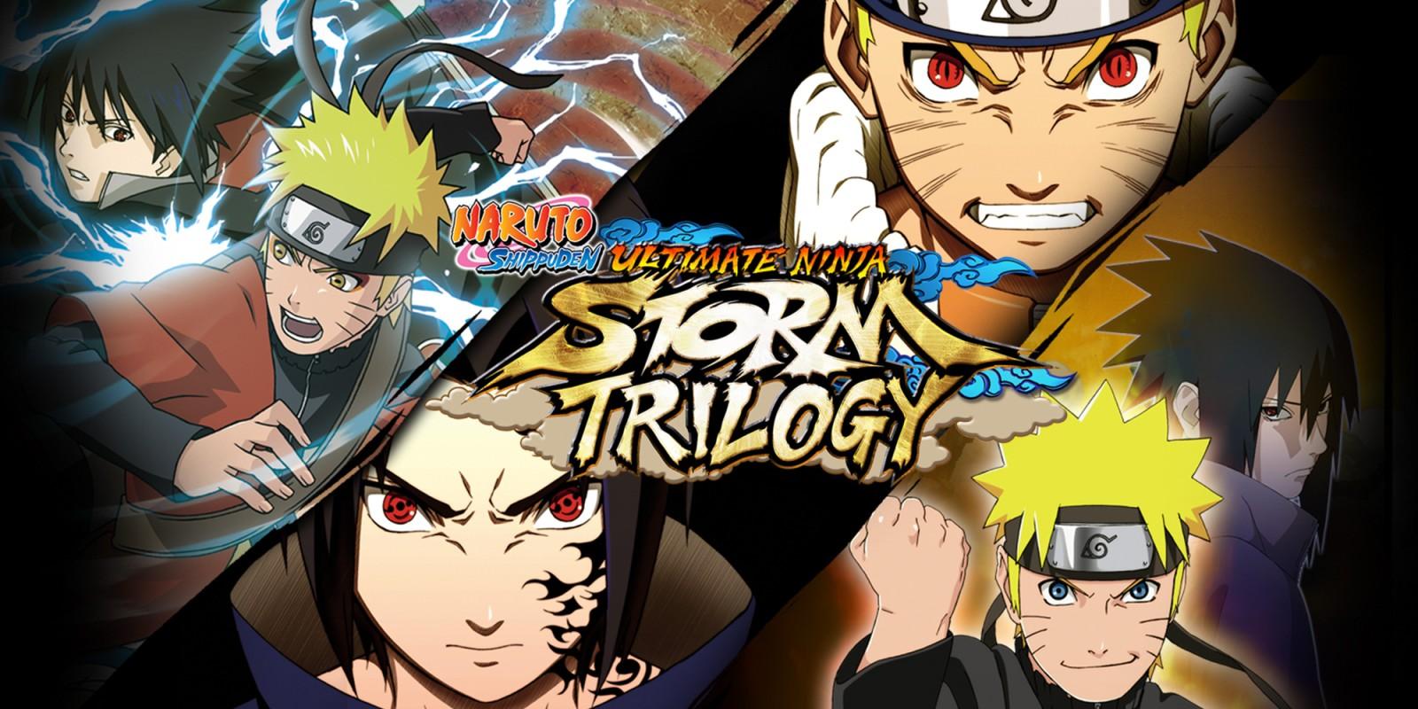 Naruto Shippuden Ultimate Ninja Storm Trilogy Jeux A Telecharger