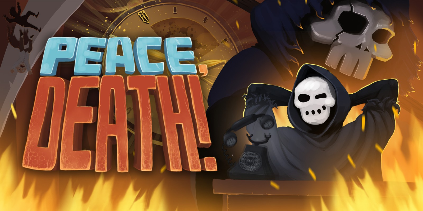 Peace, Death! Complete Edition