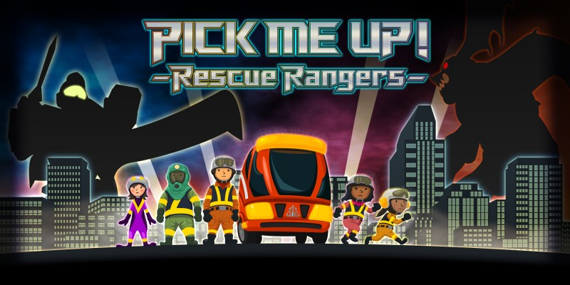 PICK ME UP! - Rescue Rangers -