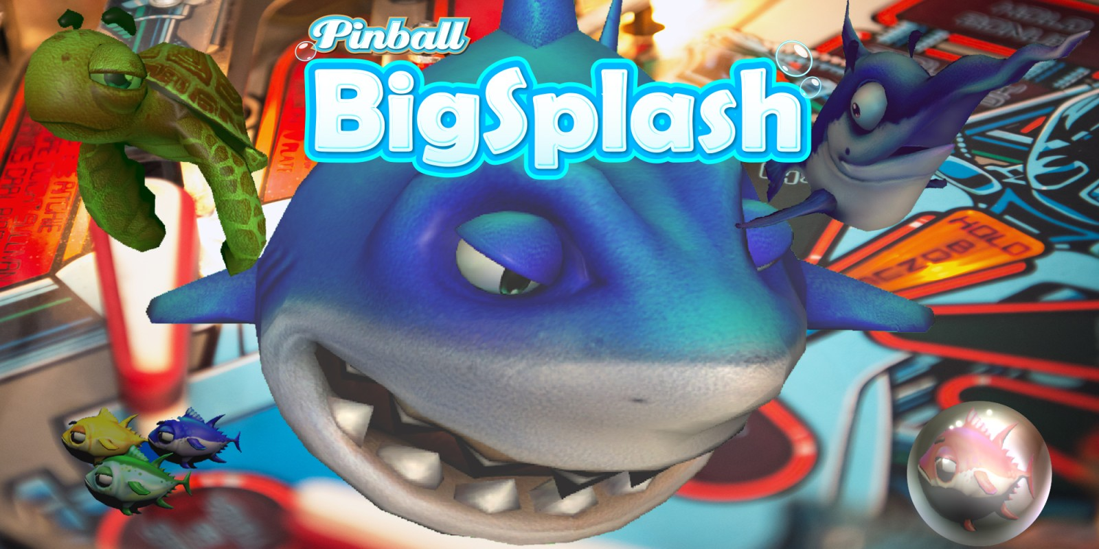 Pinball Big Splash