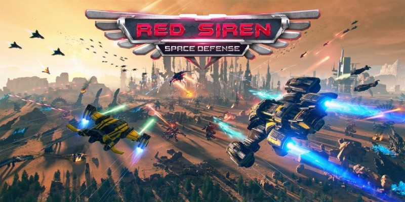 Red Siren: Space Defense